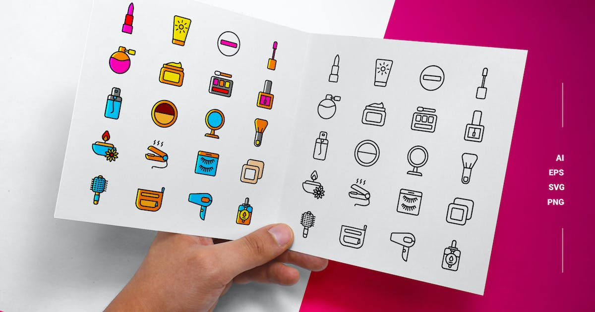 Download Cosmetic - Icons by esensifiksi