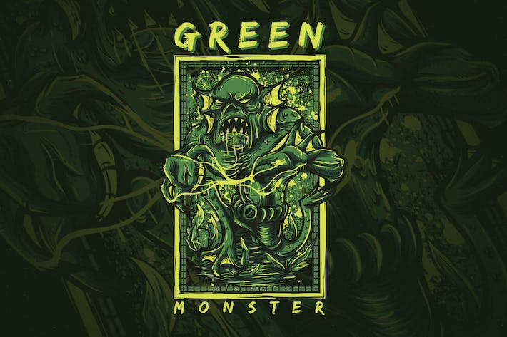 Thumbnail for Green Monster