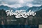 Houstander Font Duo