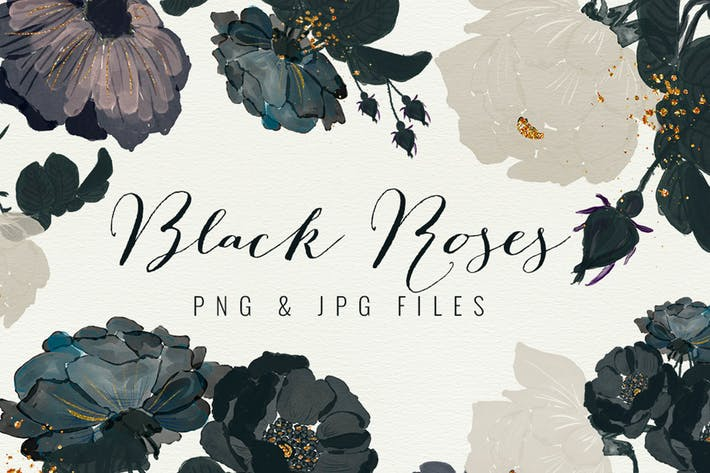 Thumbnail for Black Roses