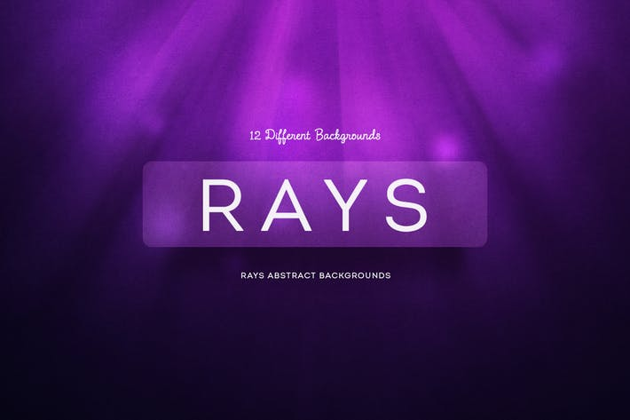 Thumbnail for Rays Abstract Backgrounds