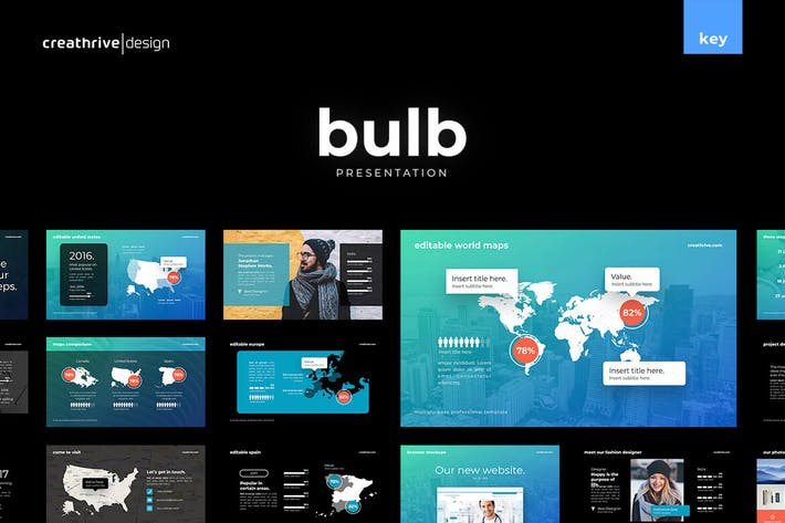Thumbnail for Bulb Keynote