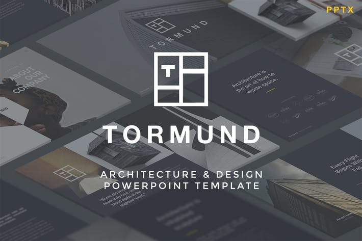 Thumbnail for Thormund - Powerpoint Template
