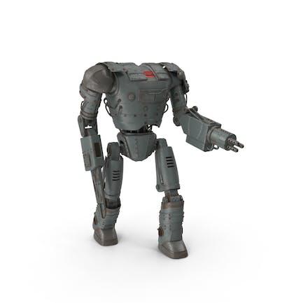 Steampunk Roboter