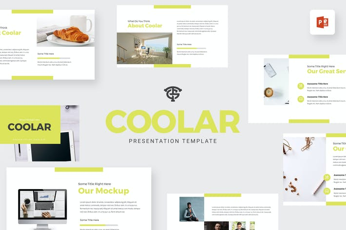 Thumbnail for Coolar Marketing - Powerpoint
