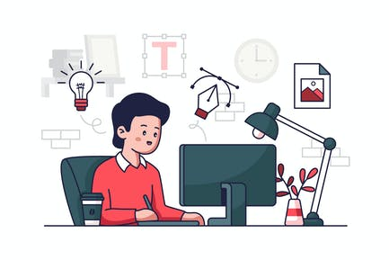 Graphic Illustrator