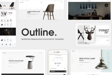 Outline - Responsive Furniture Opencart 3.x Theme