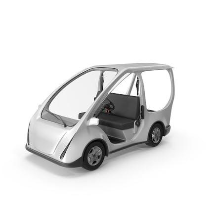 Elektro-Golf-Auto