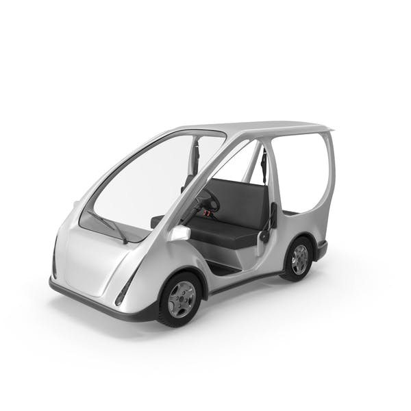 Cover Image for Electric Golf Car