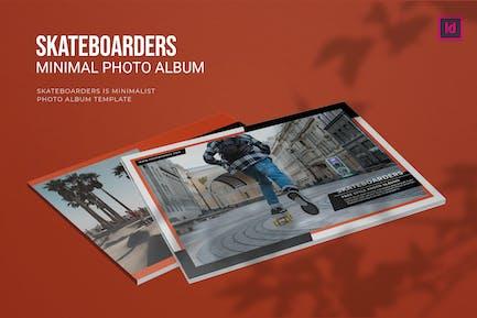 Skateboarder - Photo Album