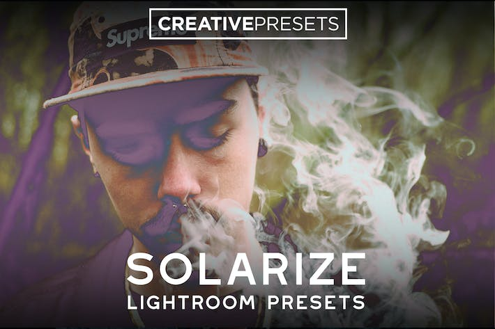 Thumbnail for 50 Solarize Lightroom Presets