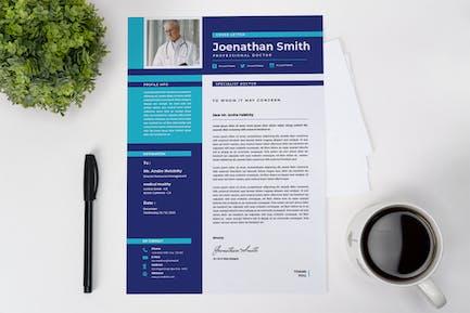 Professional Medic CV Resume