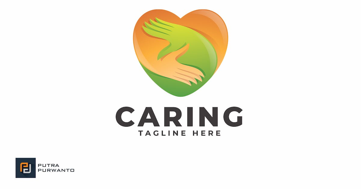 Download Caring - Logo Template by putra_purwanto