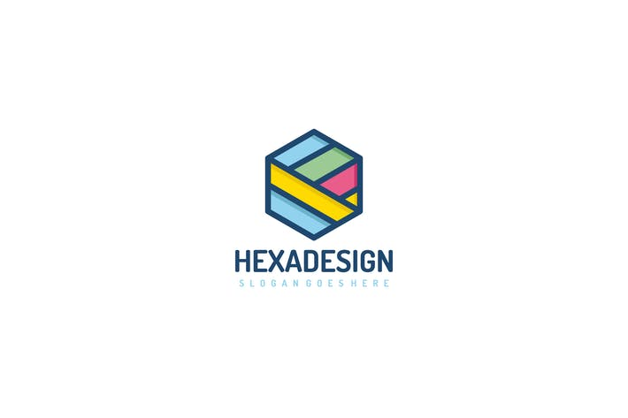 Thumbnail for Design Hexagon Logo