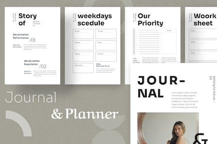 Journal & Planner