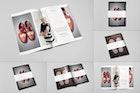 A4 Brochure Mock-up 2