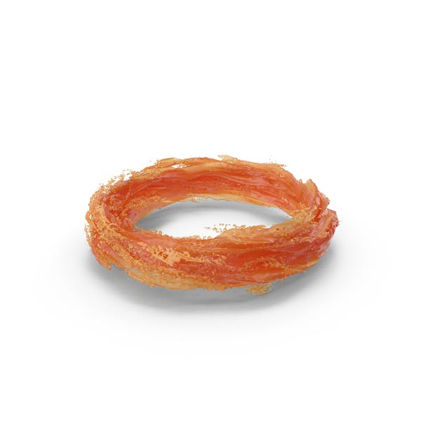 Оранжевое кольцо