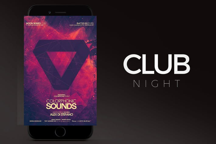 Thumbnail for Club Flyer