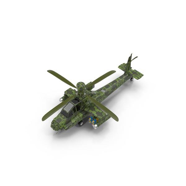 Мультфильм Атака Вертолет