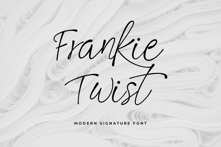 Thumbnail for Frankie Twist Signature Fuente