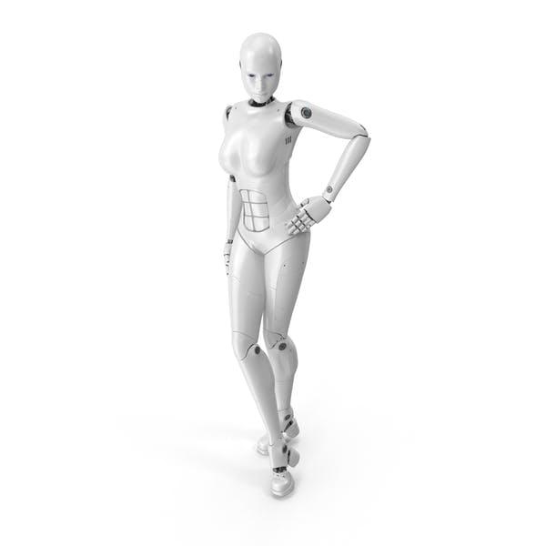 Thumbnail for Cyborg Frau