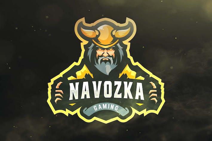 Thumbnail for Viking Sport and Esports Logos