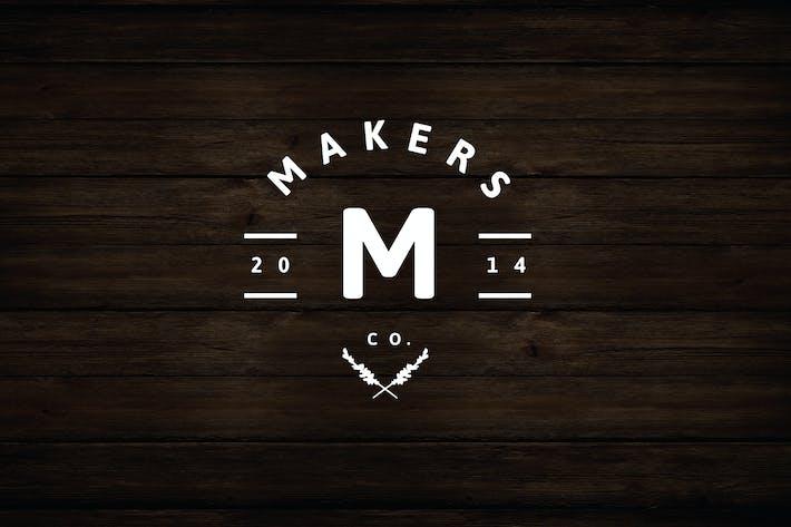 Cover Image For Modern Organic Logo