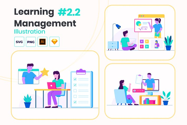 Thumbnail for Learning Management
