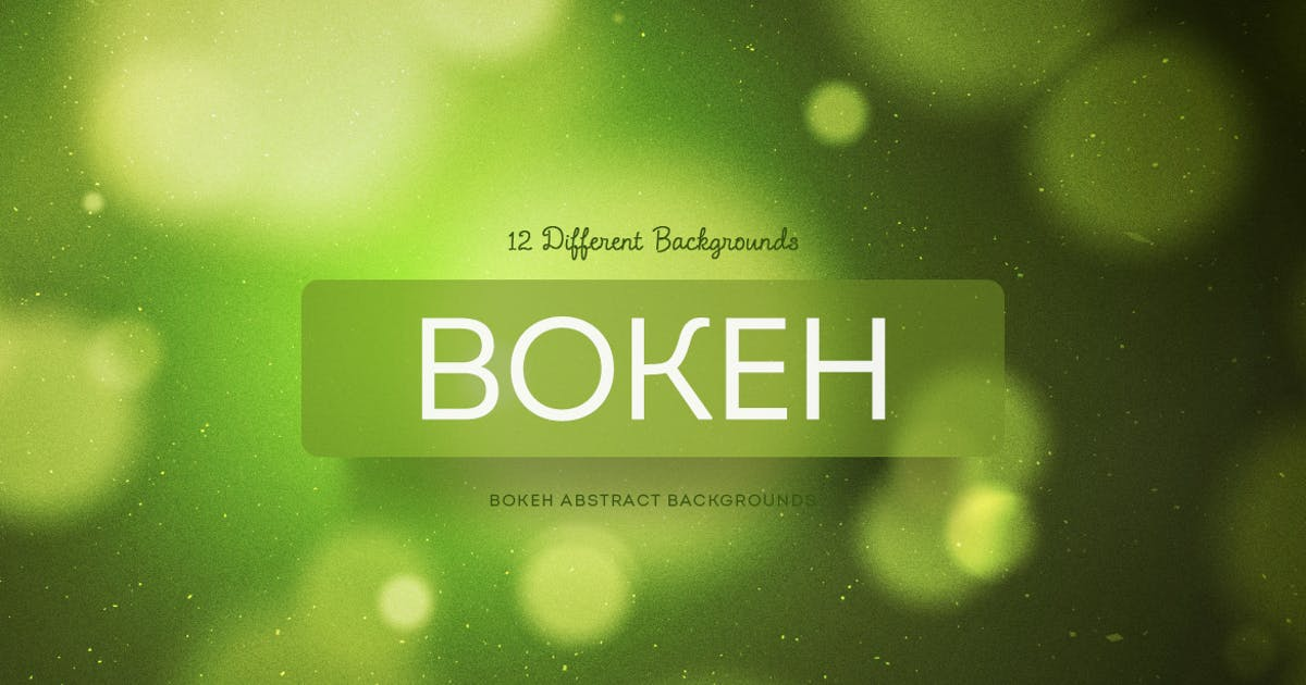 Download Bokeh Abstract Backgrounds by mamounalbibi