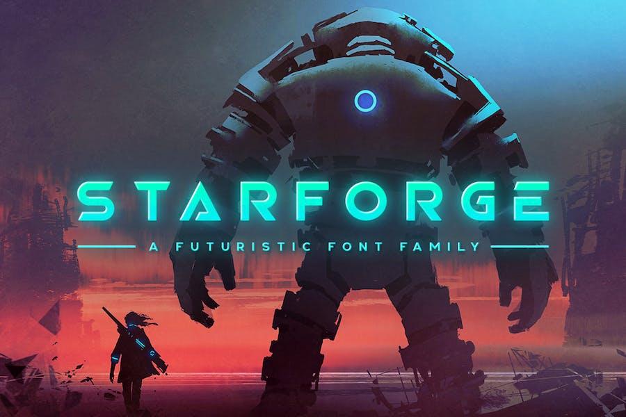 Starforge Regular