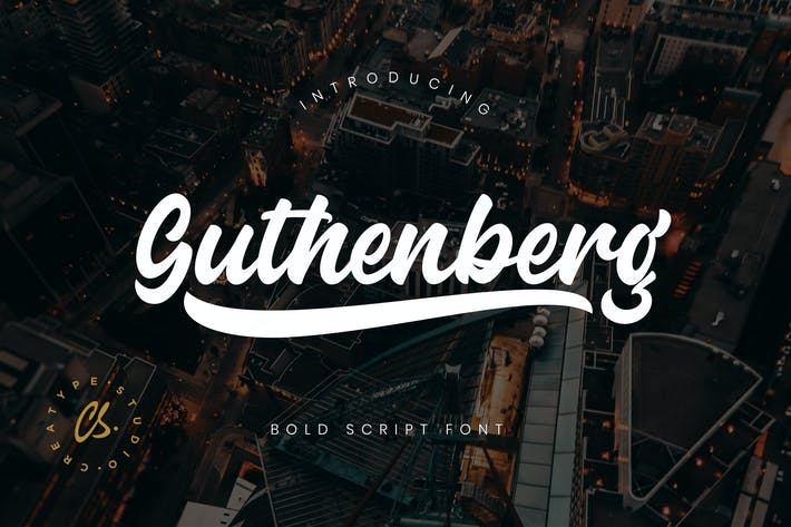 Thumbnail for Script gras Guthenberg