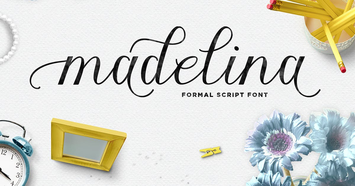 Download Madelina Script by Areatype