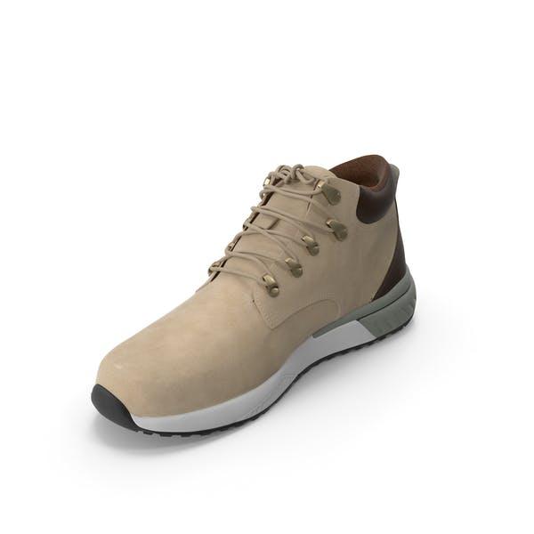 Men's Boots Beige