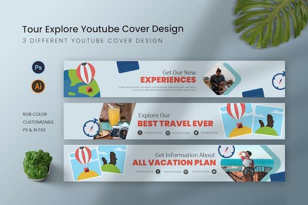 Tour Explore Youtube Cover