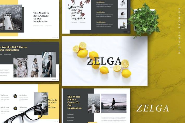 Thumbnail for ZELGA - Business Keynote Template