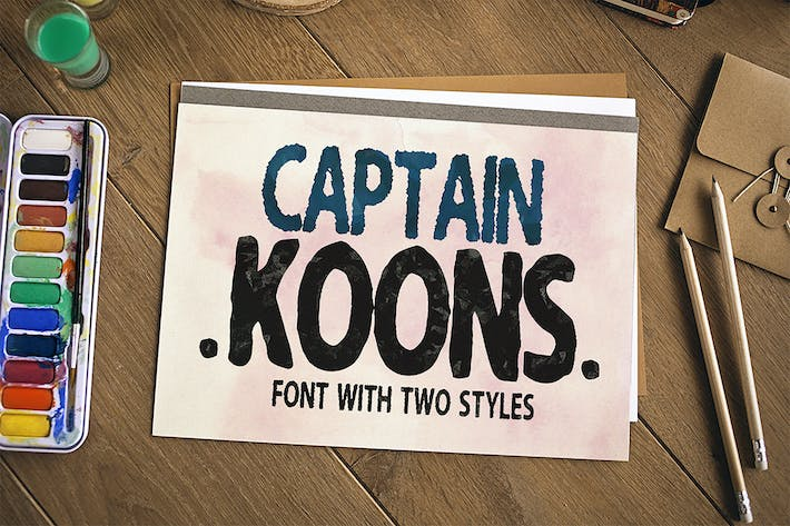 Thumbnail for Captain Koons