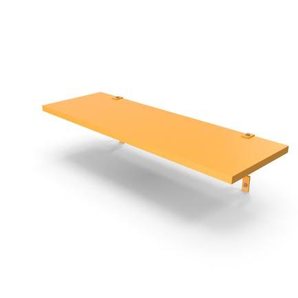 Shelve Yellow