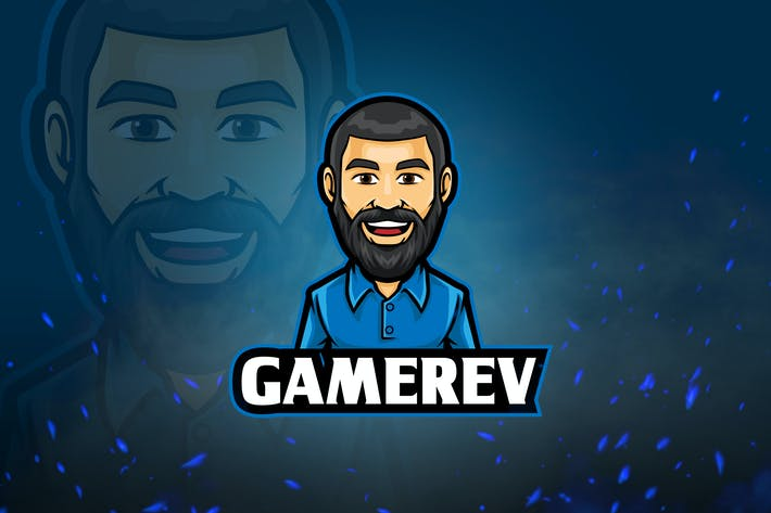 Thumbnail for Avatar Games & Esport Logo V9 - TechGuy