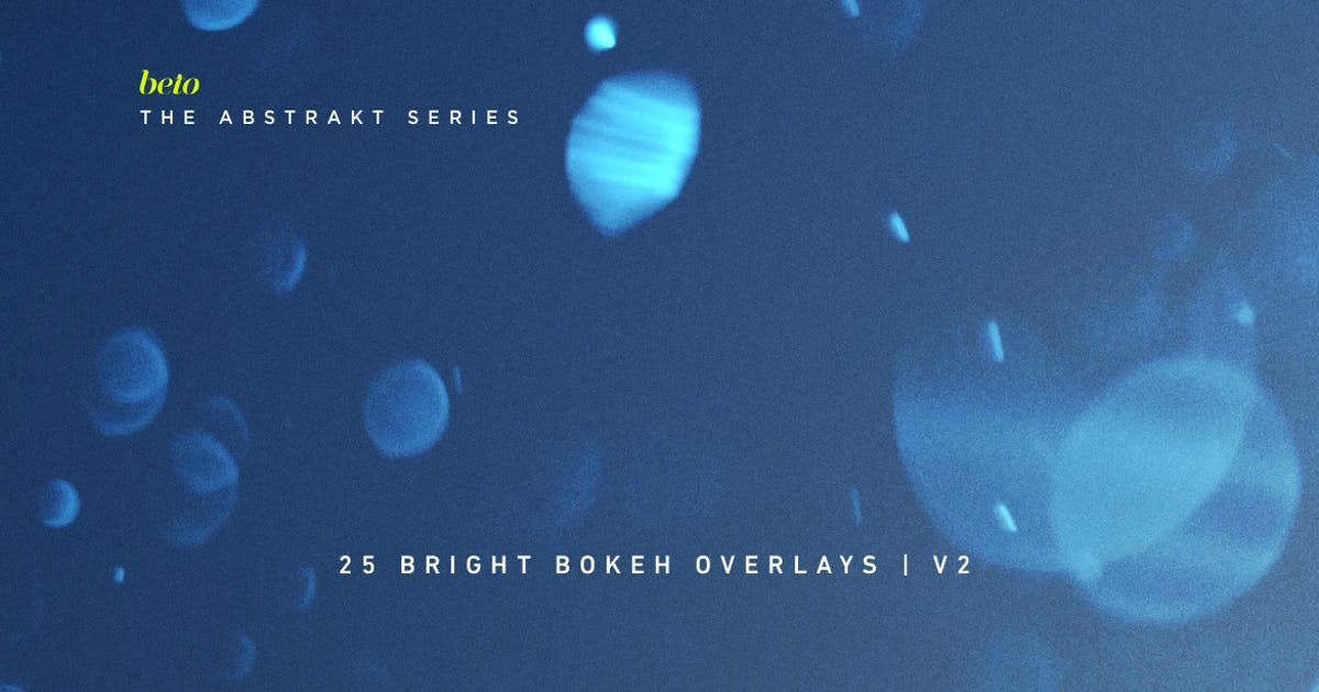 Download Color Bokeh Overlays V2 by betoalanis