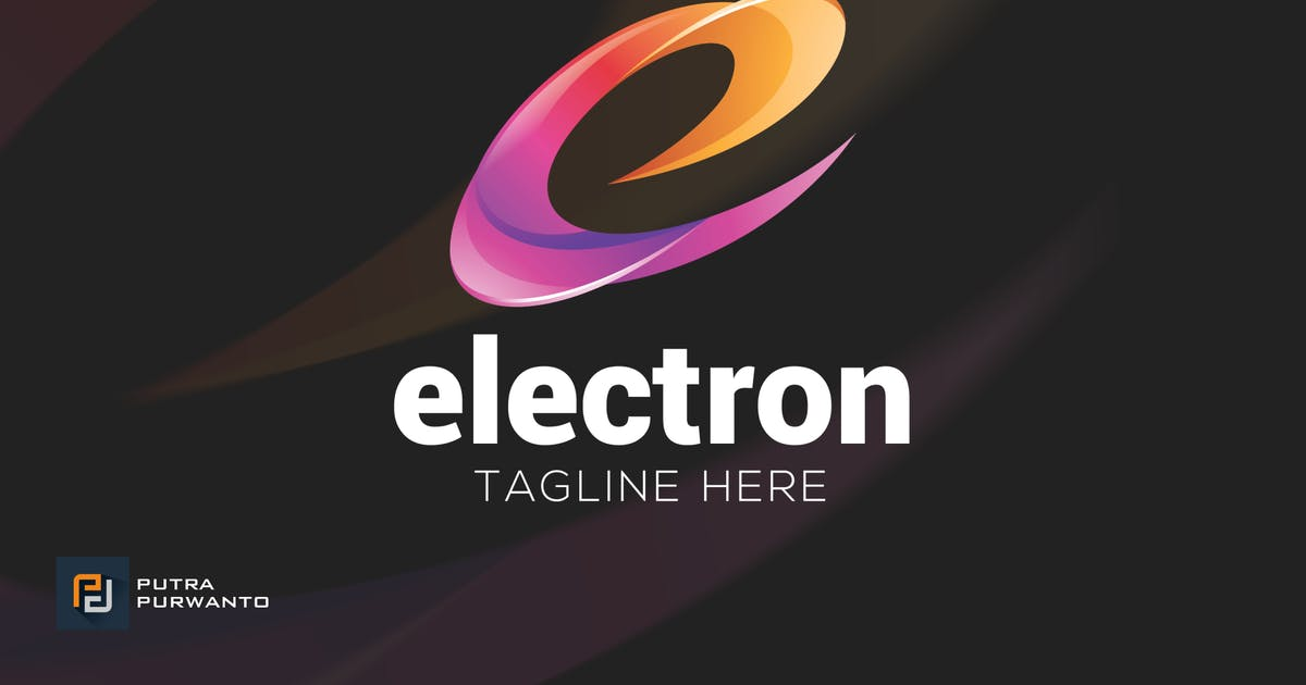 Download Electron / Letter E - Logo Template by putra_purwanto