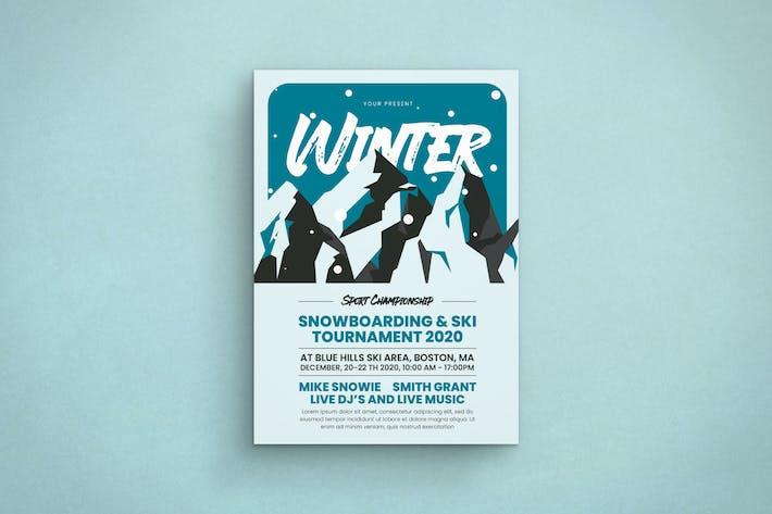 Thumbnail for Sport d'hiver