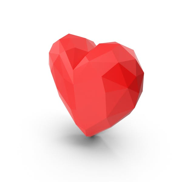 Cover Image for Low Poly Heart