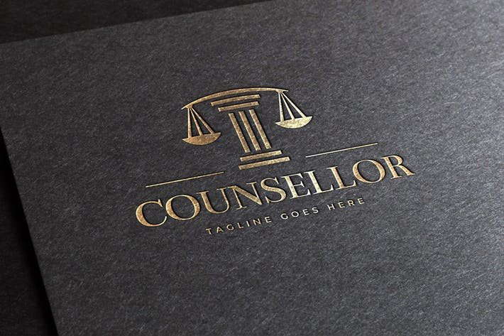 Thumbnail for Counsellor Logo Template
