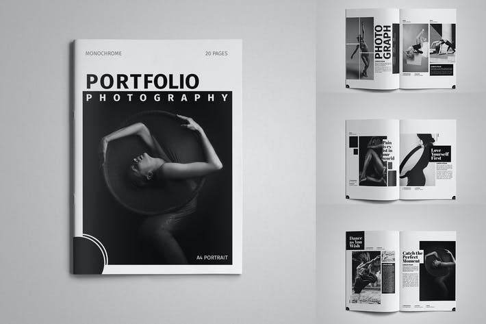 Thumbnail for Photography Portfolio Template