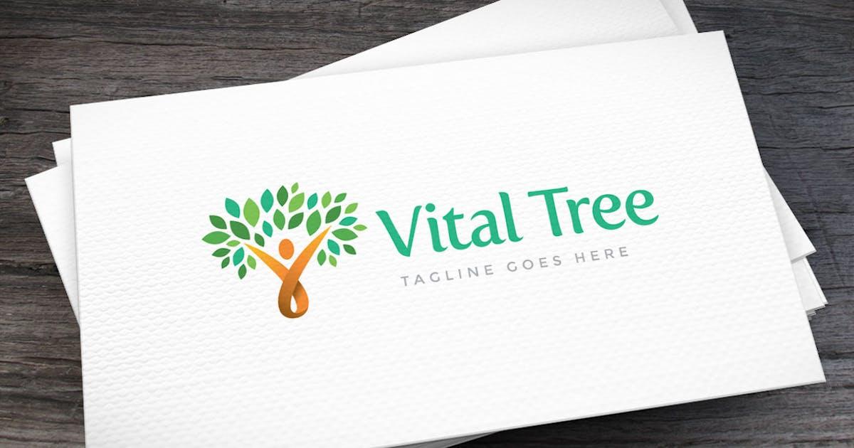 Download Vital Tree Logo Template by empativo