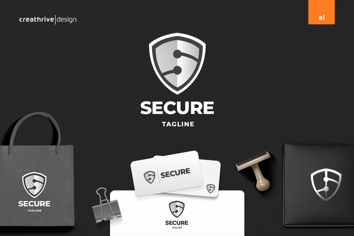 Thumbnail for Secure Logo
