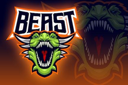 Fierce Dragon Esport Logo