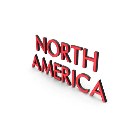 North America Text