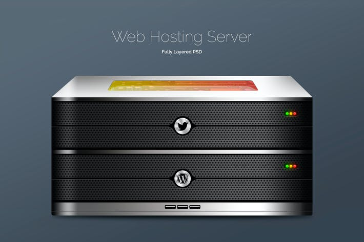 Thumbnail for Premium Web Hosting Server #2