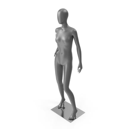 Woman Mannequin Pose